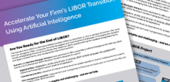 Numerix Oneview for the LIBOR Transition