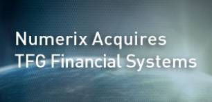 Numerix Acquires TFG Financial Systems